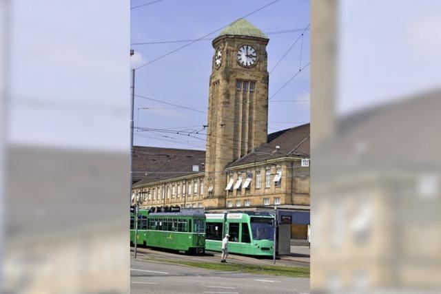 Basler Wahlvolk soll über Straßebahnverlängerung ins Erlenmattquartier abstimmen