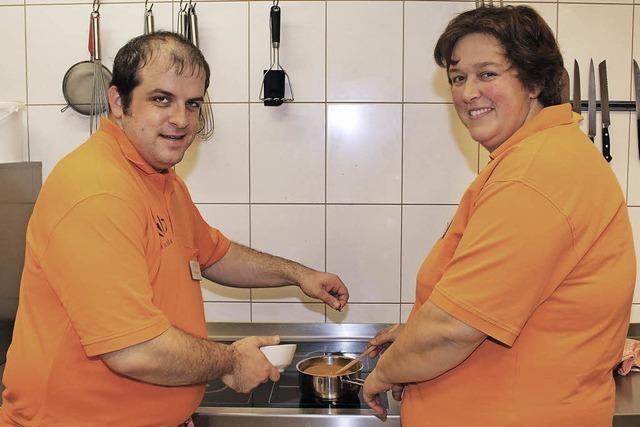 FEINES ZUM FEST: Sächsisch angehauchte Kürbissuppe kochen