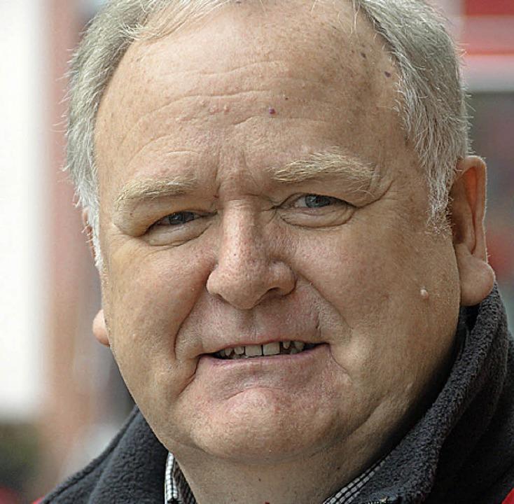 Werner Störk  | Foto: Hönig