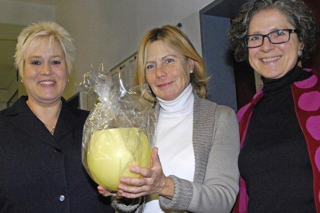 Silke Ferraro löst Uschi Lienhard ab