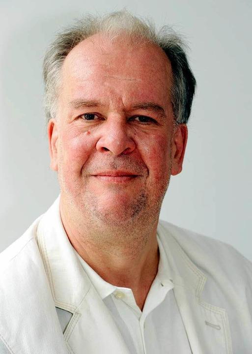 Martin Flashar aus Freiburg will Bürgermeister von Gottenheim werden.  | Foto: Ingo Schneider