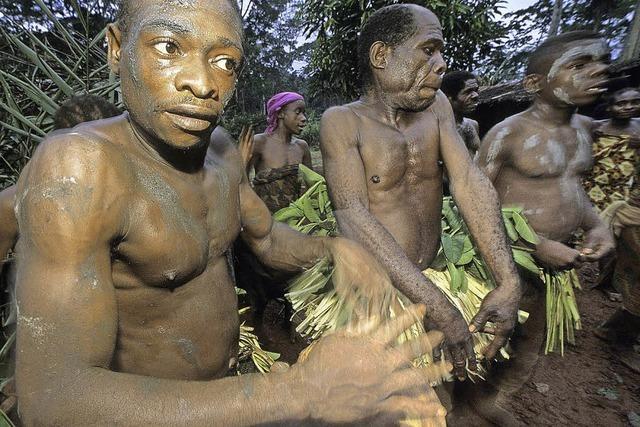 Die Batwa-Pygmäen in Burundi