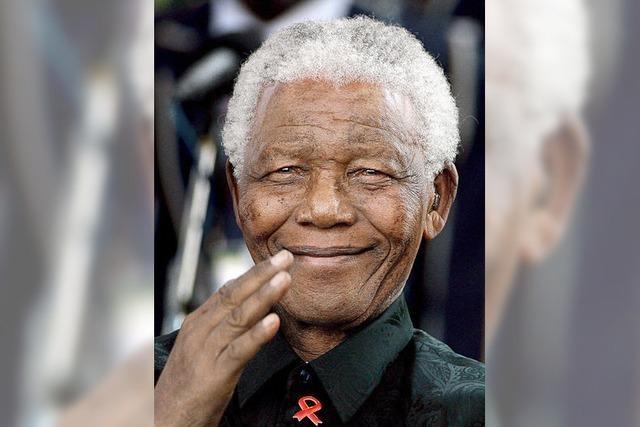Die Welt trauert um Mandela