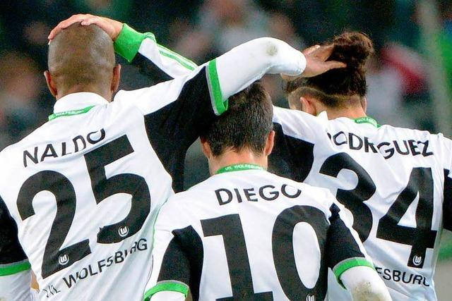 VfL Wolfsburg: Probleme mit vermeintlich Kleinen