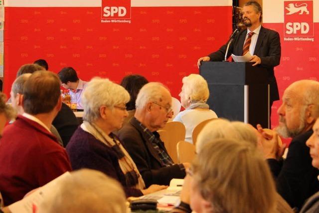 Wie war's bei... der Diskussion der Freiburger SPD?
