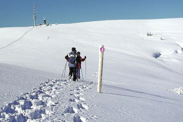 : Zeit für Spaß und Sport im Schnee beginnt