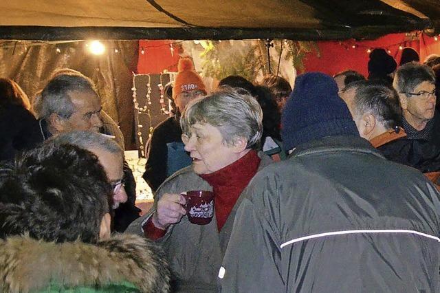 Heimeliger Weihnachtsmarkt