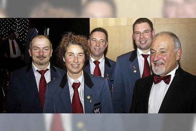 Seit 30 Jahren Dirigent der Stadtmusik