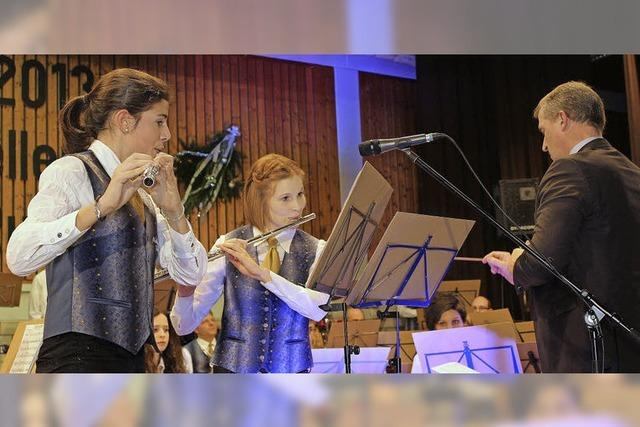 Musikalischer Bogen von Klassik bis leichte Muse