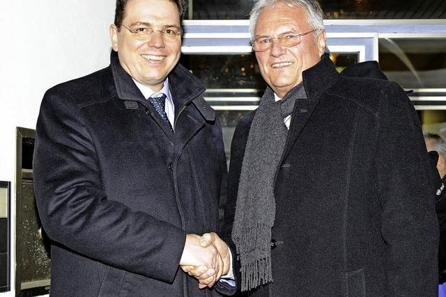 Tobias Link ist neuer Bürgermeister