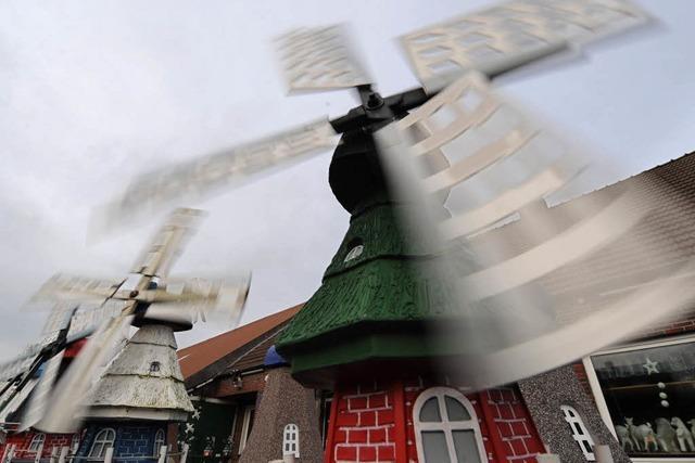 Xaver bringt neuen Rekord bei der Windenergie