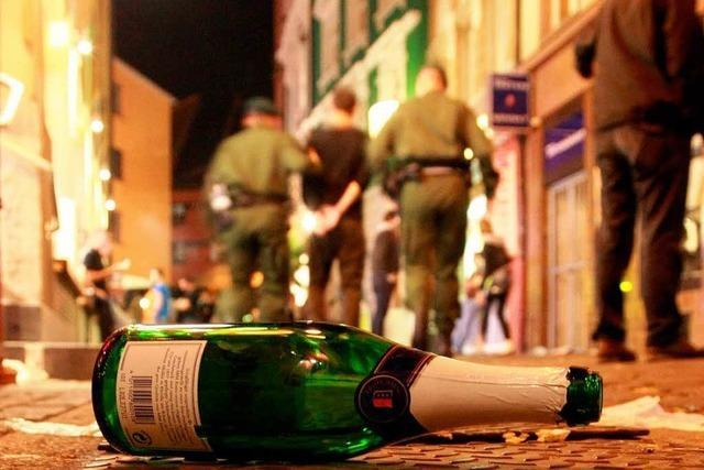 Neuer Streit um Alkoholverbot – Koalitionspartner uneins