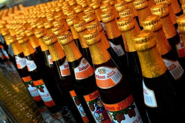 Brauerei Rothaus investiert 20 Millionen Euro in Öko-Technik