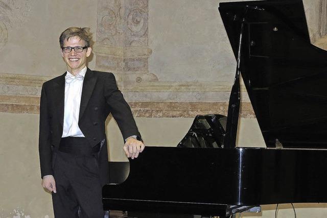 Pianist Valentin Engel: Hommage an den Urgroßvater