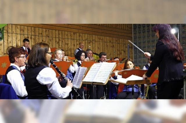 Filmmusik stand beim MV Luttingen im Mittelpunkt