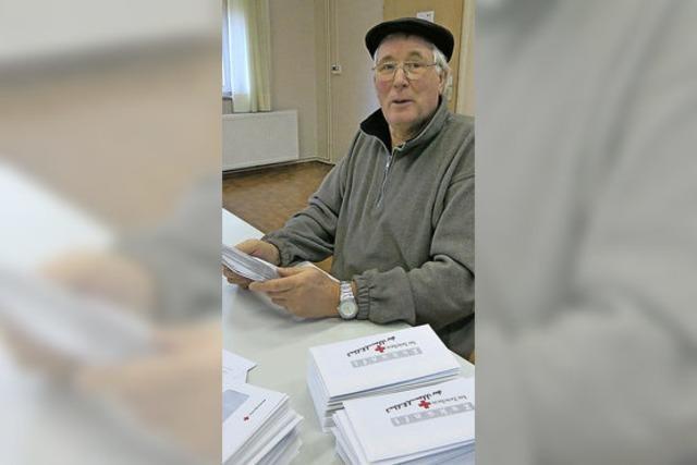 300 Blutspender als ehrgeiziges Ziel im Visier