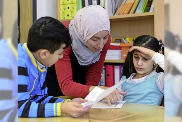 Pestalozzi-Grundschule bietet muslimischen Religionsunterricht an