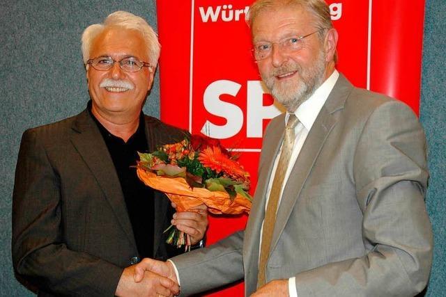 SPD-Politiker Hidir Gürakar zieht in den Landtag ein