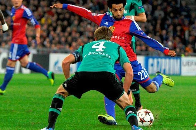 Wie der FC Basel auf Schalke bestehen will