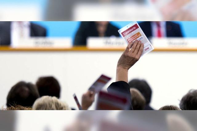 Welche Punkte die CDU im Koalitionsvertrag durchgesetzt hat