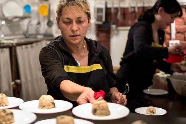Ein Roma-Restaurant für die Integration