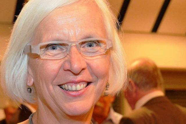 Oberbürgermeisterin Gudrun Heute-Bluhm verlässt Lörrach