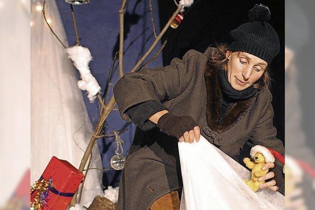 """Kindertheater: """"Weihnachtsmann, vergiss mich nicht"""""""