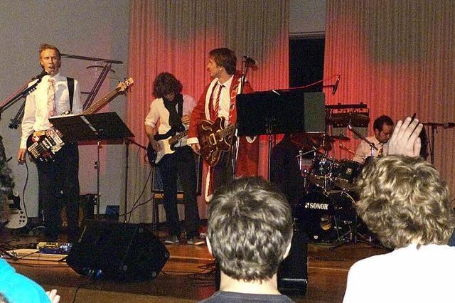 Offene Bühne mit Rock, Jazz und Blues