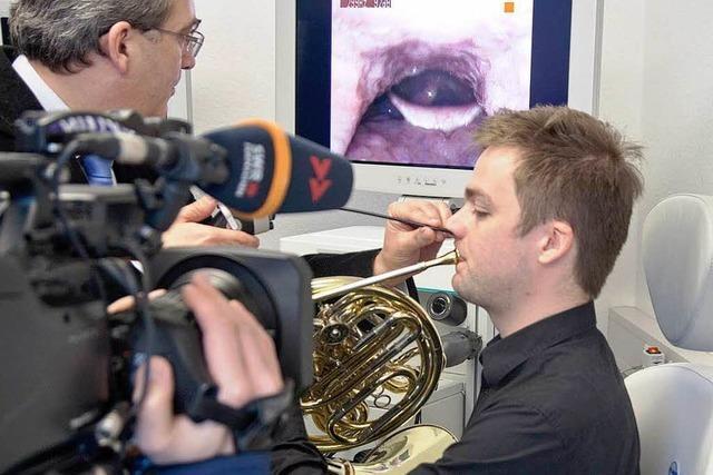 Freiburger Musikmedizin: Was passiert im Körper beim Musizieren?