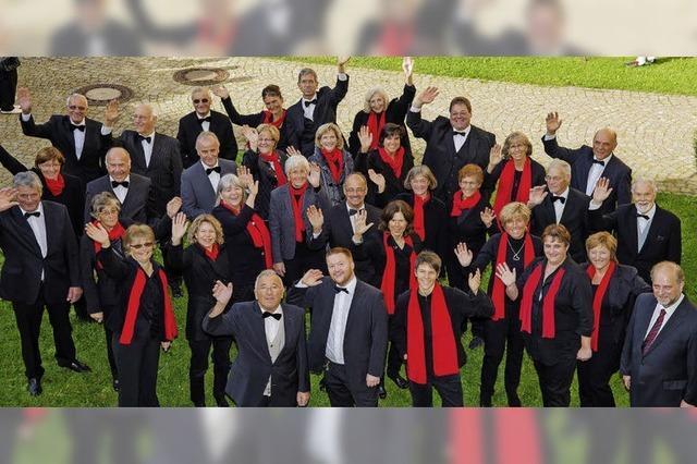 Sänger feiern 2014 kräftig