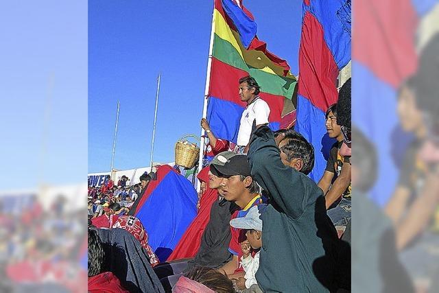 So klingt eine bolivianische Stadt
