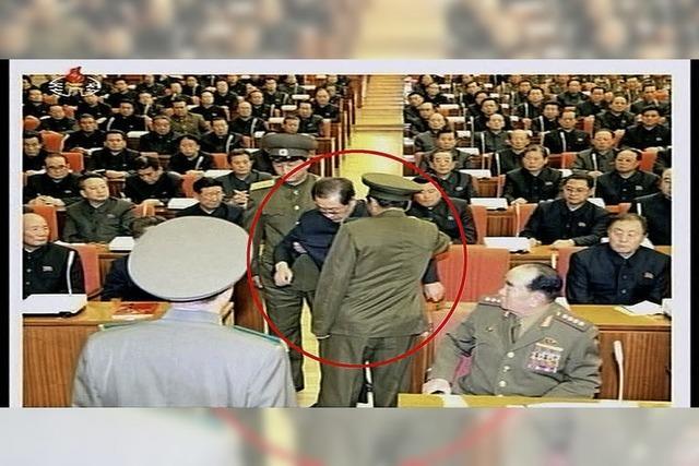 Kim Jong Un entmachtet seinen Onkel und schwächt damit die Befürworter von Reformen
