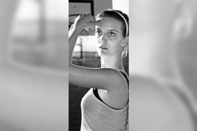 Camilla Brenner tanzt ihren Traum