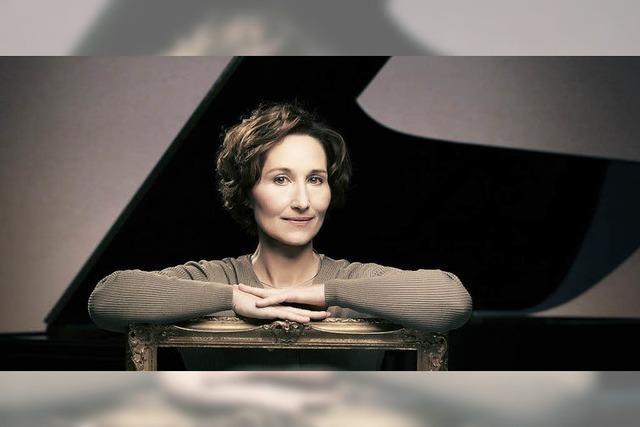 Klavierrecital mit der Pianistin Andrea Kauten in Fahrnau