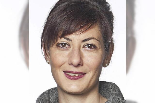 ZUR PERSON: Frau führt IBA-Geschäfte