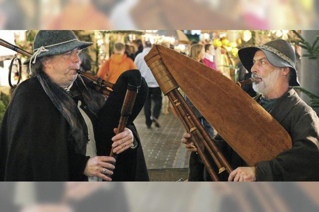 Engeli-Märt feiert Binzener Premiere