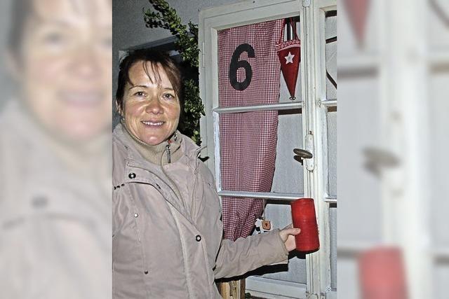 VON 1 BIS 24: Ilse Moser hilft gerne aus