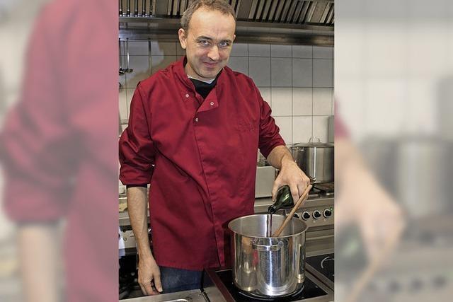 FEINES ZUM FEST: Glühwein als Brotaufstrich
