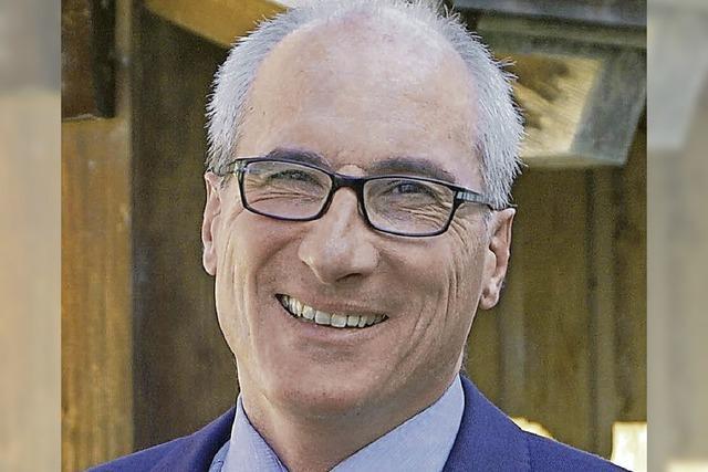Peter Thommes ist Kandidat in Merdingen