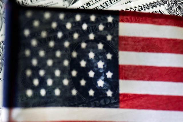 Kompromiss beim US-Etat