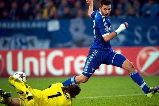 Champions-League: Schalke wirft den FC Basel raus