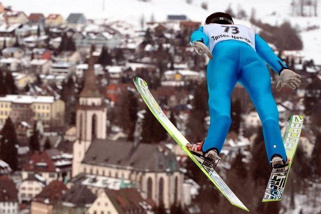 Neustadt freut sich auf die internationale Skisprung-Elite