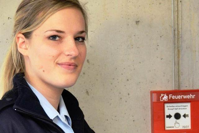 21-Jährige ist die erste Beamtin im Lörracher Gefängnis