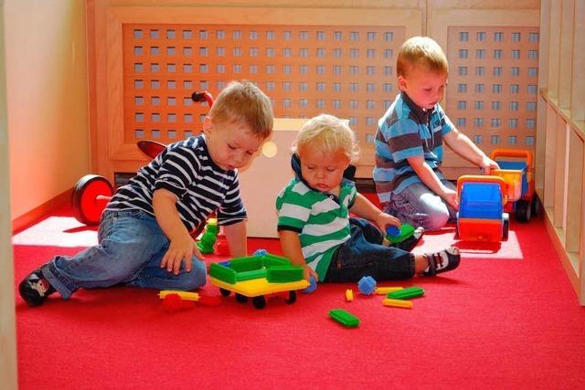 Die Kinderbetreuung wird immer teurer