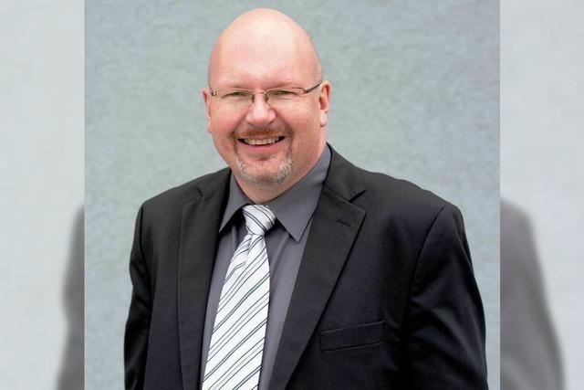 Michael Paul will Bürgermeister von Rust werden