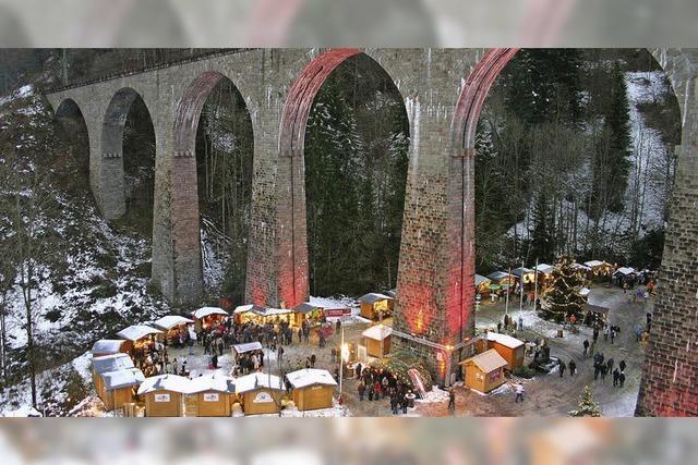 Weihnachtsmärkte im Breisgau an diesem Wochenende
