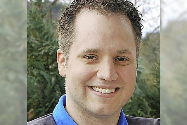 Felix Hodapp neuer Sparkassenleiter