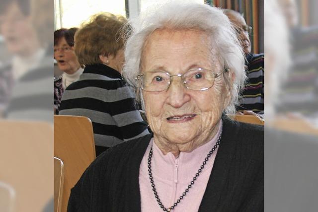 16 Bollschweiler sind älter als 90 Jahre