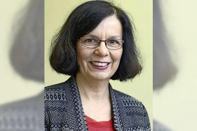 Edith Straub ist die neue Leiterin der Hansjakob-Realschule