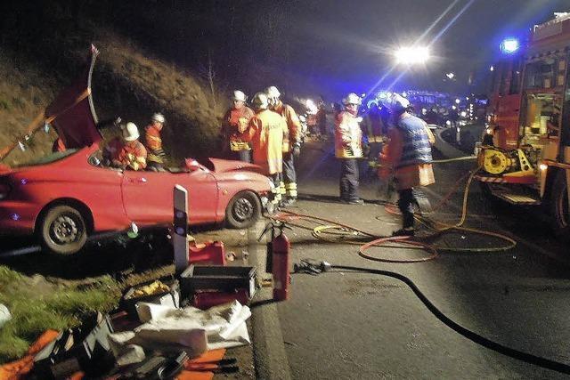 22-Jähriger stirbt nach Unfall